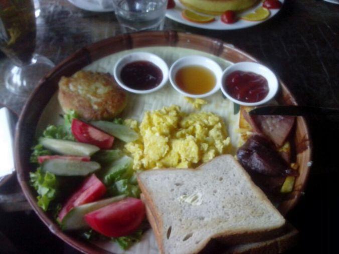 colazione Lijiang