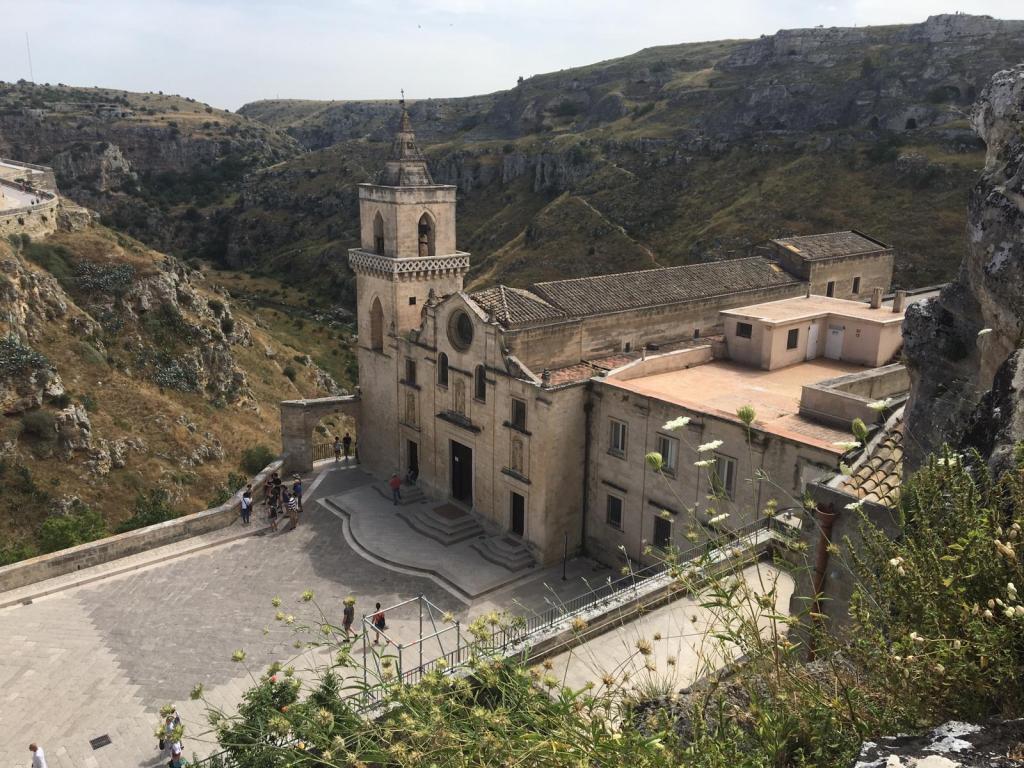 Chiesa di San Pietro Caveoso Matera