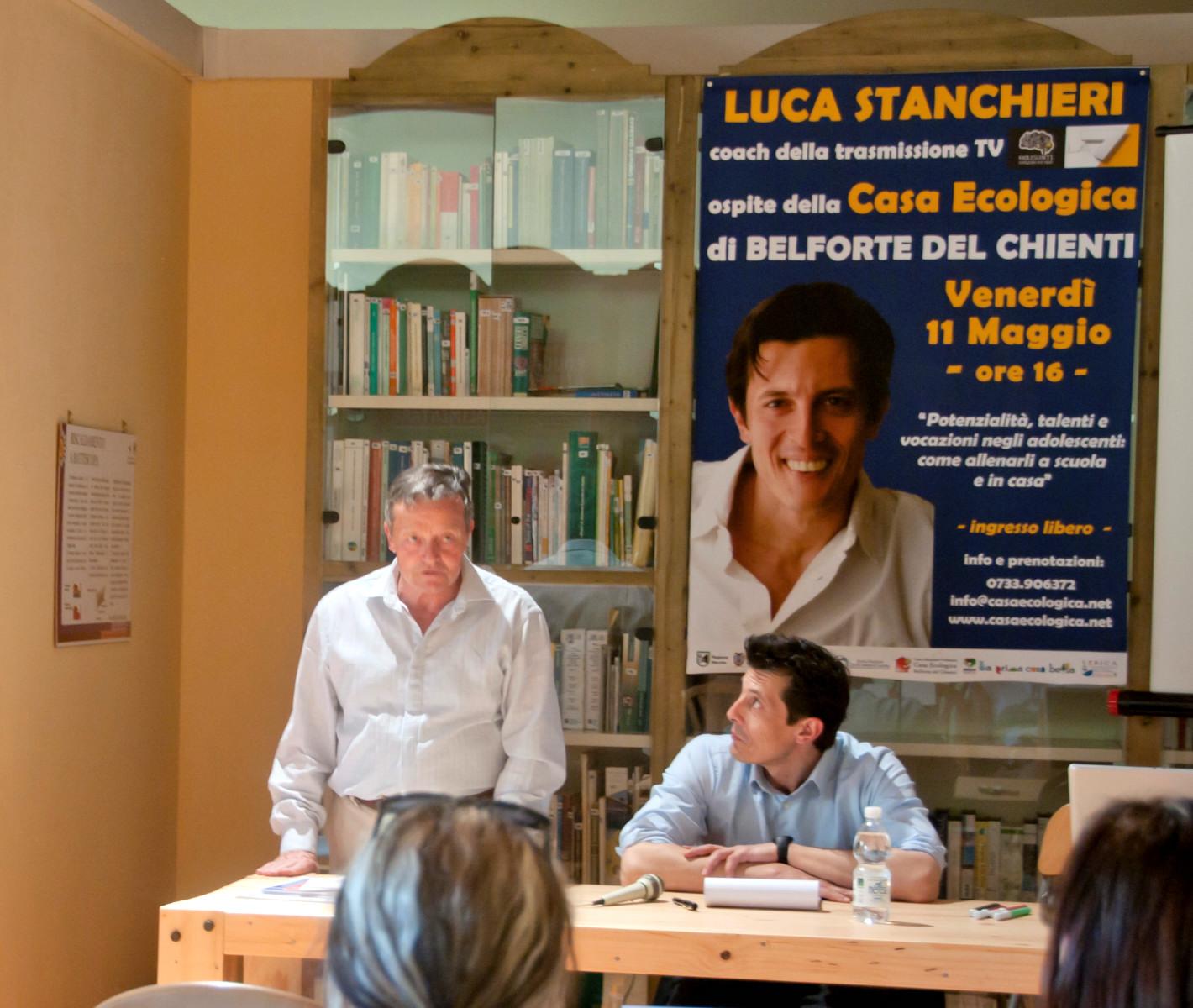 Allenare gli adolescenti Luca Stanchieri a Belforte