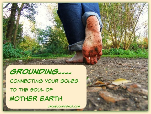 Grounding to mother earth