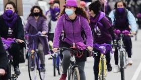 Las Asambleas Feministas de Cantabria han celebrado este domingo una bicicletada ecofeminista en Santander con motivo del Día Internacional de la Mujer, que se conmemora este 8 de marzo. La […]