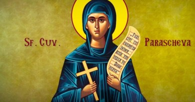 Sfânta Cuvioasă Parascheva