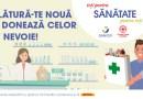 """Sanofi România şi Crucea Roşie Română demarează la nivel naţional proiectul umanitar """"Toţi pentru Sănătate, Sănătate pentru Toţi"""""""