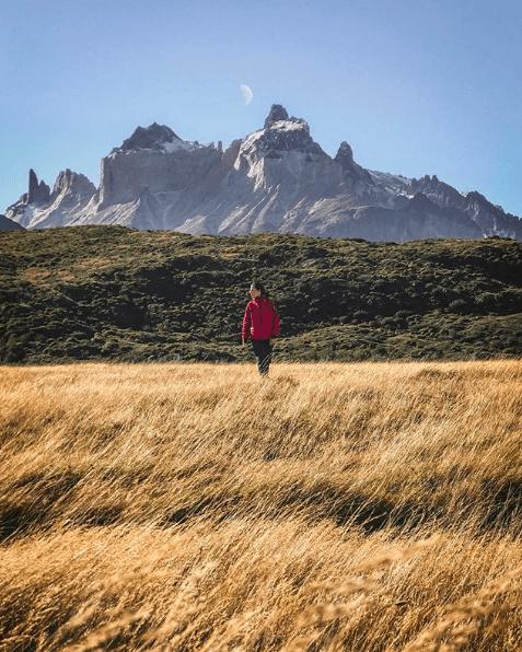 Instagram de viajes a Chile
