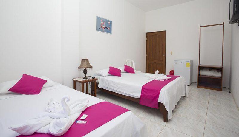 Hoteles baratos en Puerto Villamil