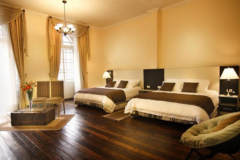 Hotel del Parque & Suites en Cuenca