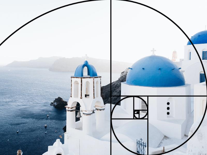 Reglas de composición fotográfica: ejemplos