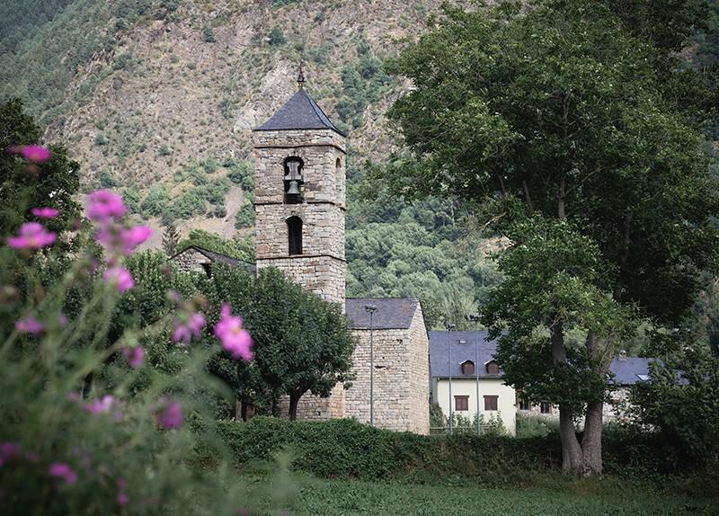 Iglesias Patrimonio de la Humanidad de Vall de Boí
