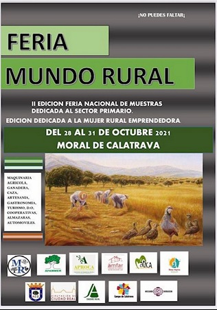Mundo Rural - II Feria Nacional dedicada al Sector Primario