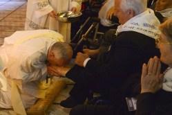 ITALY-VATICAN-POPE-MAUNDY--THURSDAY