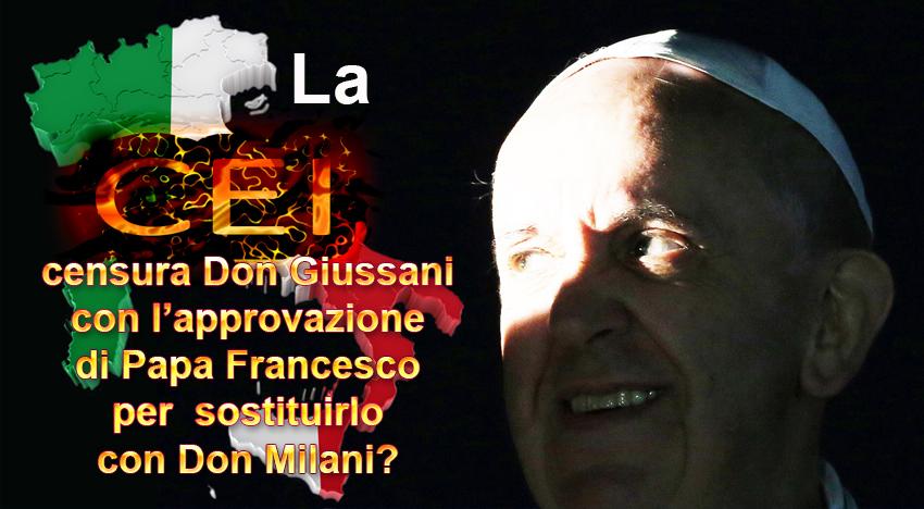 Si cestina Don Giussani per sdoganare don Milani
