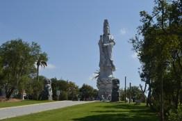 a grande estátua