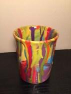 Taza de cerámica $40