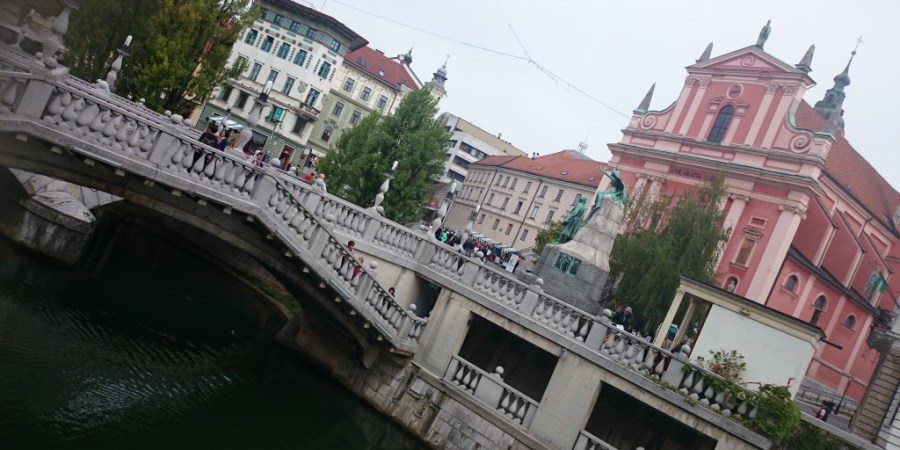 Qué ver en Liubliana en un día.