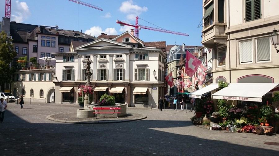 Qué ver en Zurich.