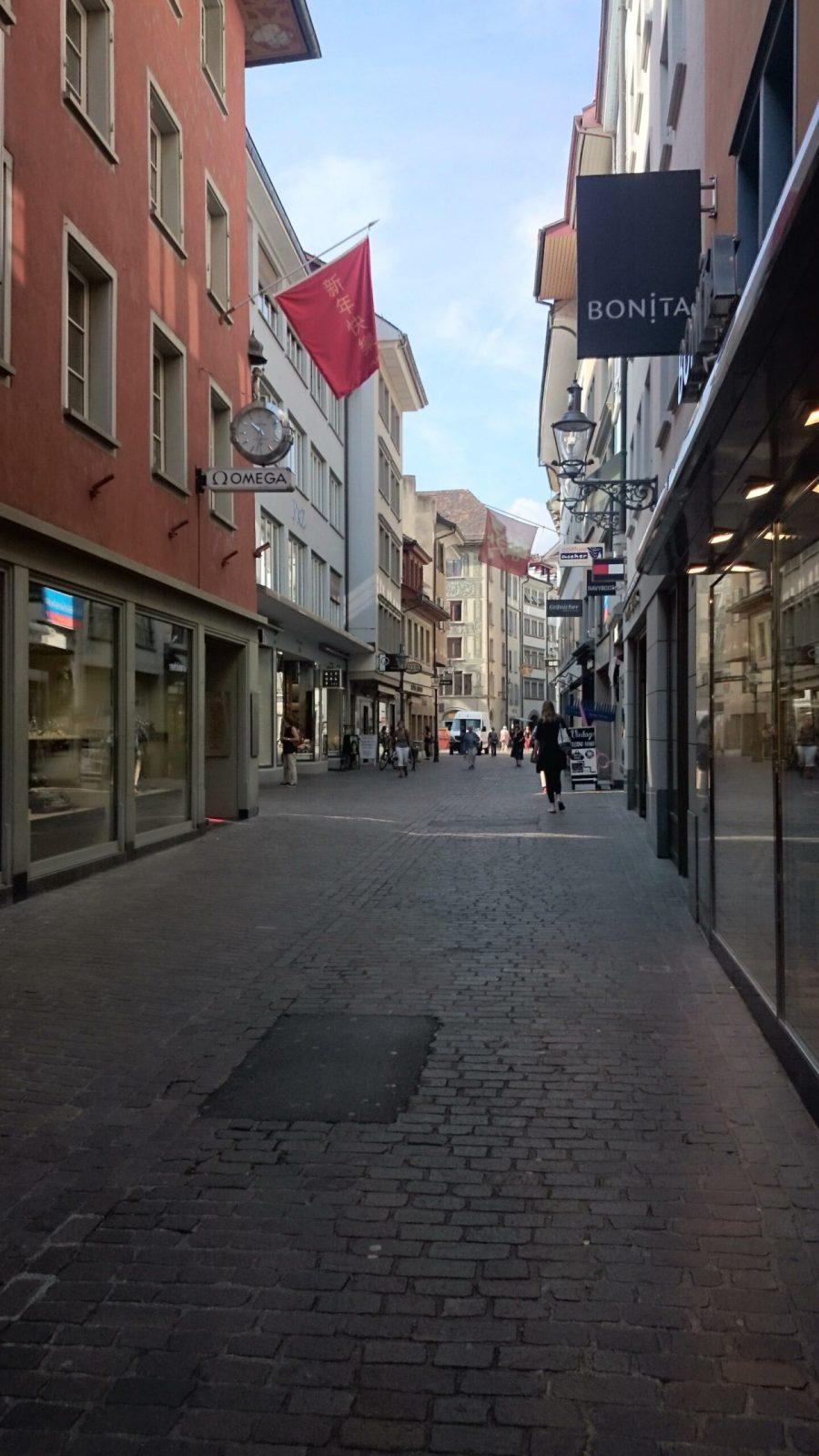 Qué ver en Lucerna.