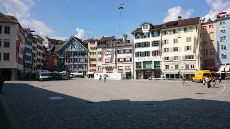 Qué ver en Zúrich.