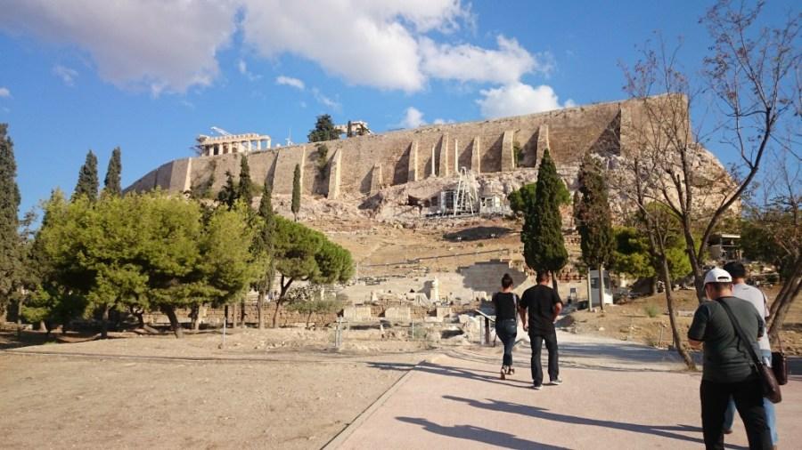 Qué ver en Atenas.