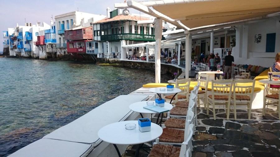 Qué ver en Mykonos, pequeña Venecia.