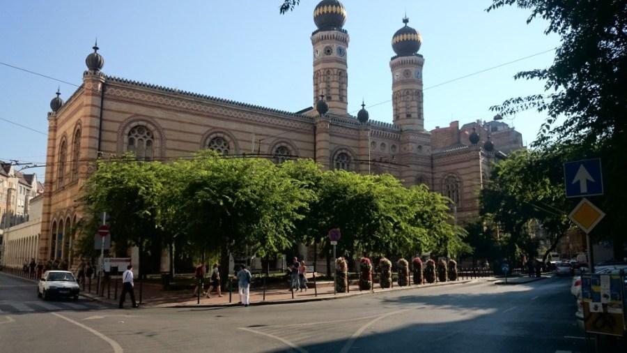 Budapest en 3 días.. Gran Sinagoga