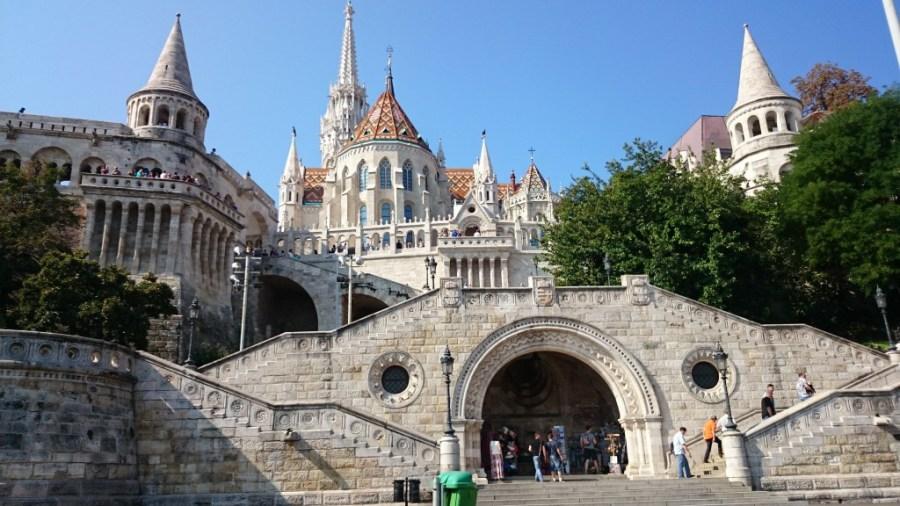 Qué hacer en Budapest, Bastión de los Pescadores.
