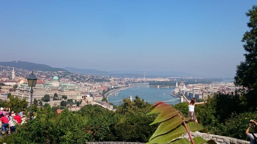 Qué hacer en Budapest, vistas