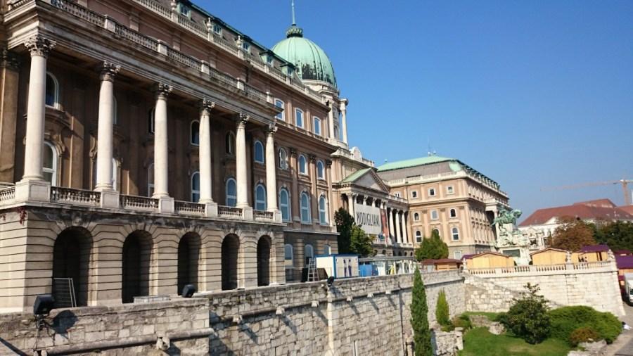Qué hacer en Budapest. Castillo de Buda.