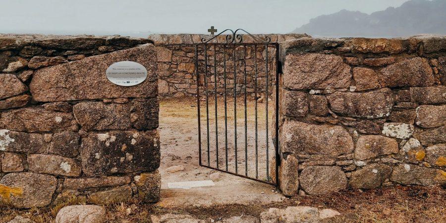 Cementerio de los Ingleses.