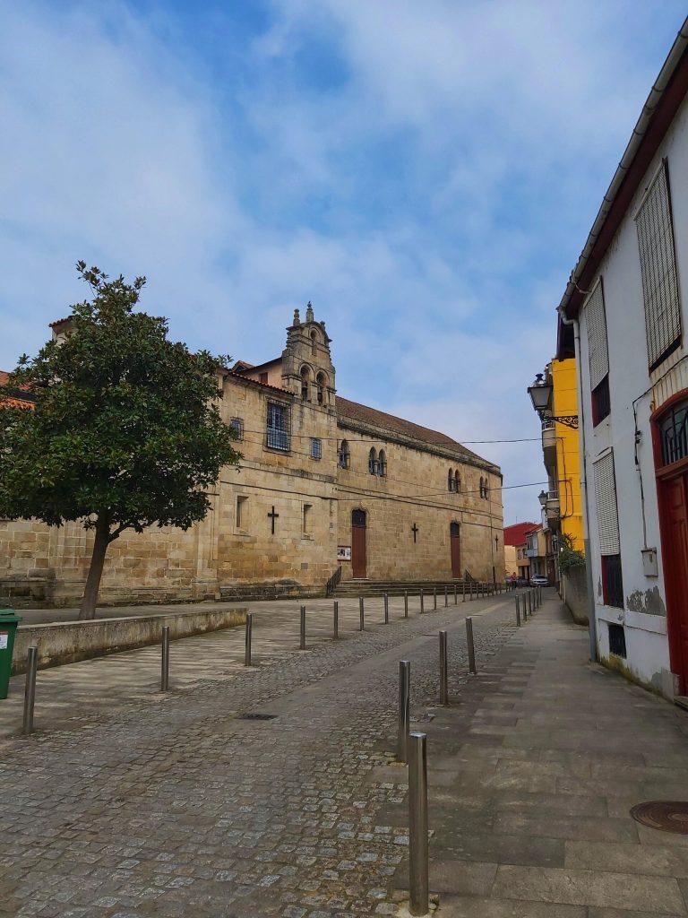 Qué ver en Monforte de Lemos. Convento de las Clarisas