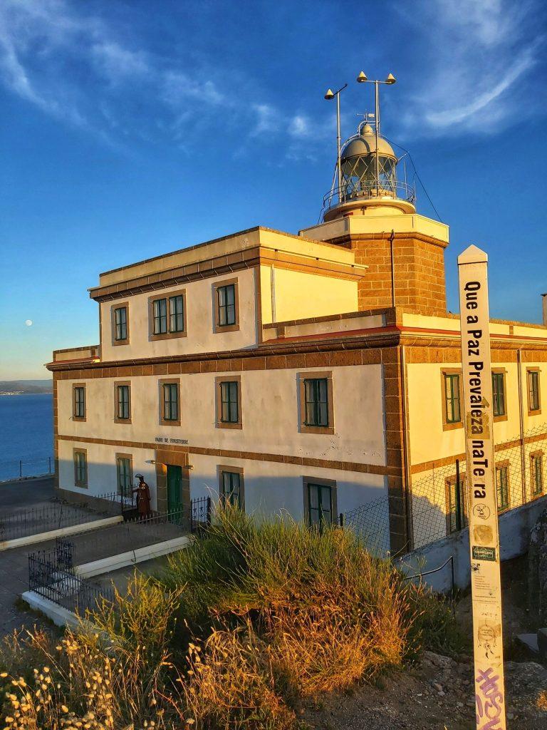Faro de Finisterre, faro del fin del mundo