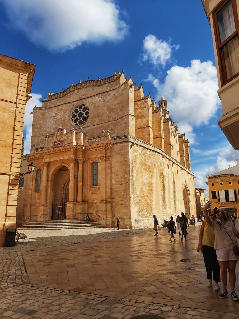 Qué ver en Ciudadela, Catedral de Santa María