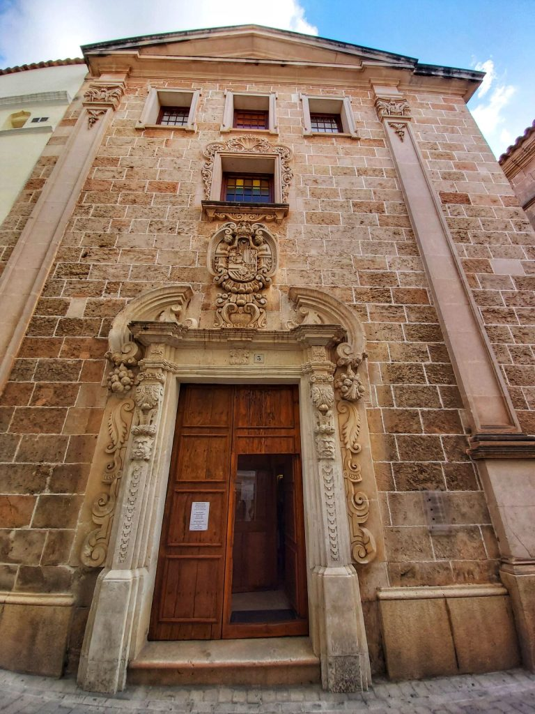Iglesia de Sant Crist