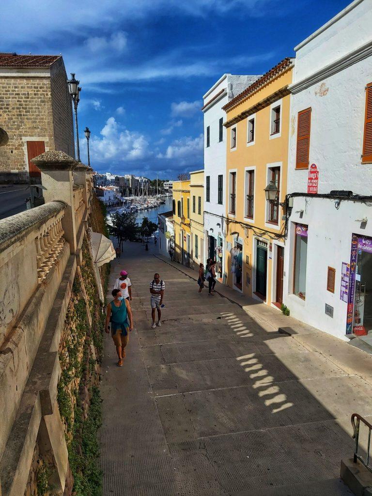 Qué ver en Ciudadela, paseo marítimo