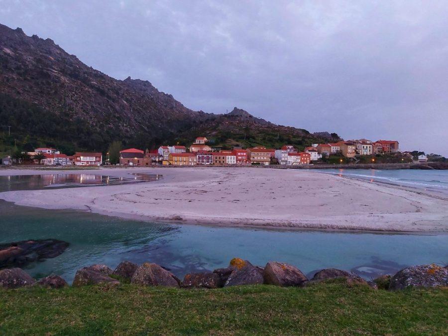 Qué ver en o Pindo, playa de San Pedro