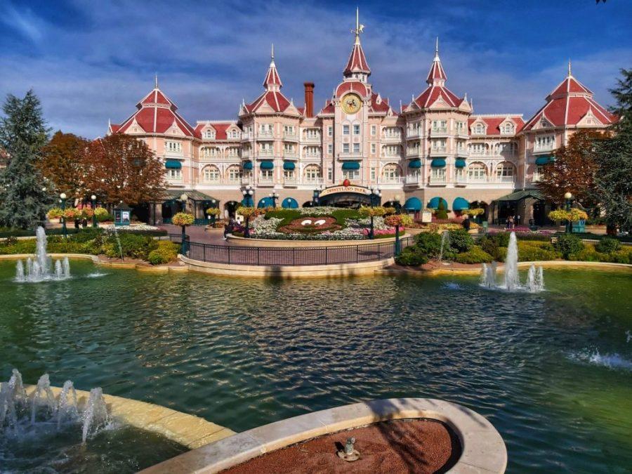 Disneyland París.