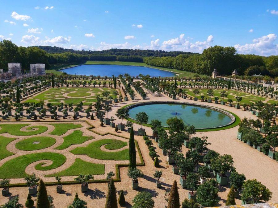 Jardines del Palacio de Versailles.