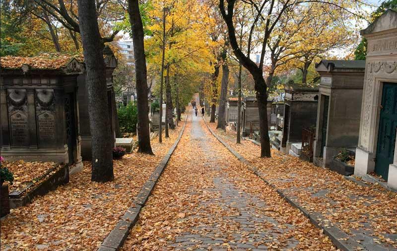 Cementerio de Pere-Lachaise
