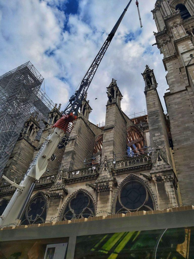 Qué ver en París en 3 días. Notre Dame