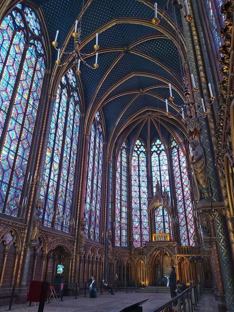 ué ver en París en 3 días.Sainte Chapelle