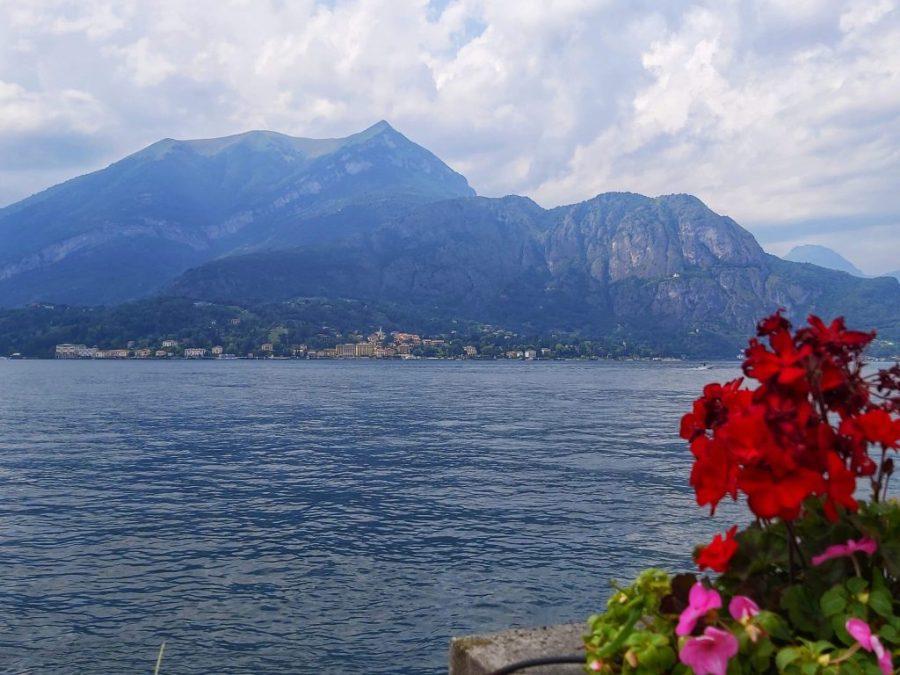 Qué hacer en el lago di Como. Vistas desde Bellagio.