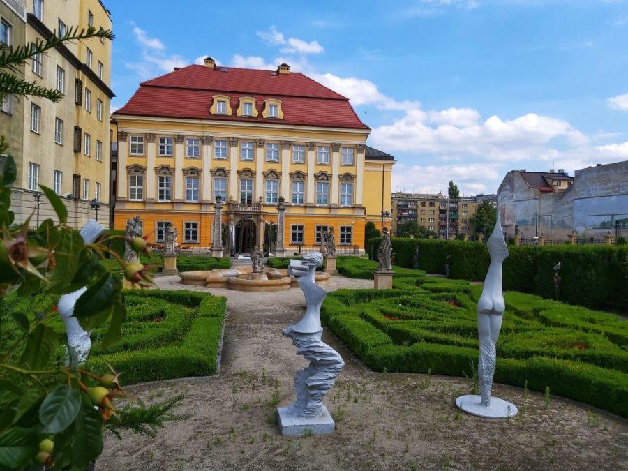 Qué ver en Breslavia, Palacio Real