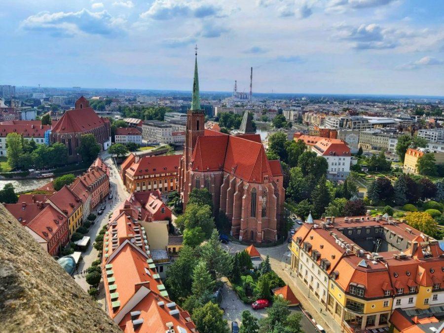 Qué ver en Breslavia, vistas