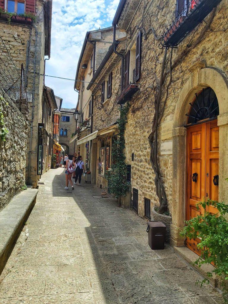 Qué ver en San Marino, centro histórico