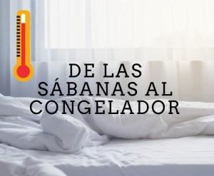 SABANAS CONGELADAS