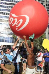 Copa do Mundo 2014. Fifa Fan Fest Sao Paulo. ArgentinaxSuiça (19)