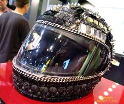 Salão Automoveis 2014 homenagem Ayrton Senna capacete Mary Arantes (05)