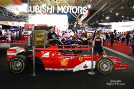 Salão Automovel 2014 carros competição Ferrari F1 (03)