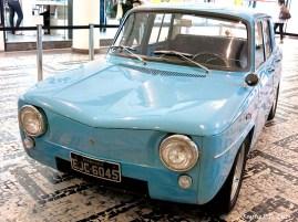 Renault Gordini R8 dos anos 60
