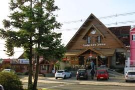 Um dos vários Café Colonial que Gramado tem