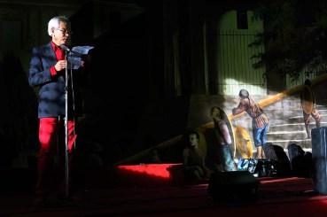 Pedro Almeida, da comunidade macaense do Rio de Janeiro.